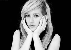 hairstyles side shave long hair undercut ellie goulding , Google Search