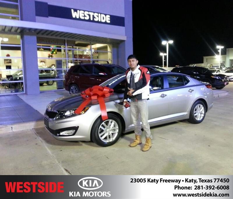 https://flic.kr/p/PCv1Wx | #HappyBirthday to Ruben from Alexander Boykin at Westside Kia! | deliverymaxx.com/DealerReviews.aspx?DealerCode=WSJL