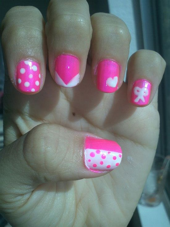 10-Best-Simple-Easy-Valentines-Day-Nail-Art-Designs-2013-For-Girls-7 ...