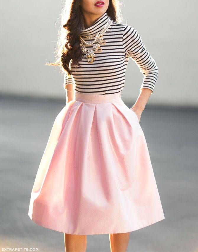 Party in Pink | Pinterest | Falda, Ponerse y Moda femenina