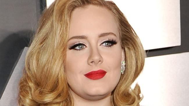 Adeles weight loss flawless vogue cover shoot weight loss adele once confidently declared im not going to lose weight because someone tells me to ccuart Images
