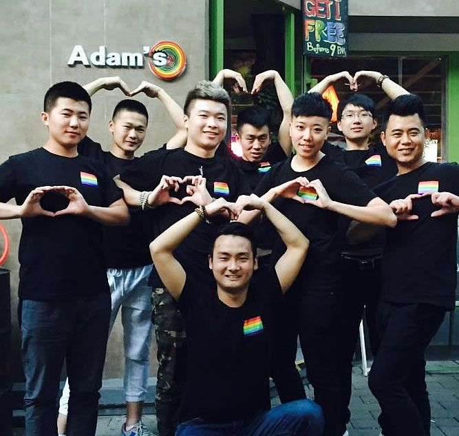 Asian tranny video