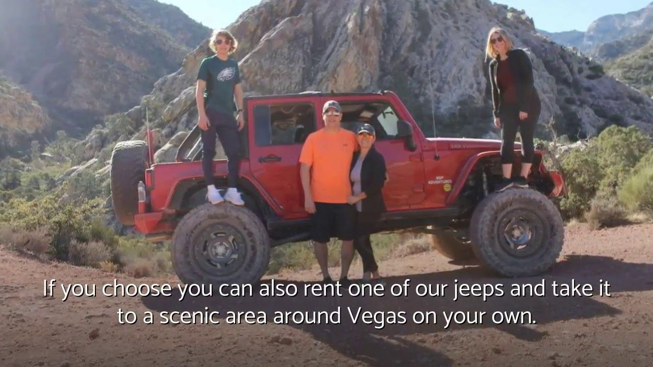 Las Vegas Rock Crawlers Las Vegas Jeep Off Road Tours Las