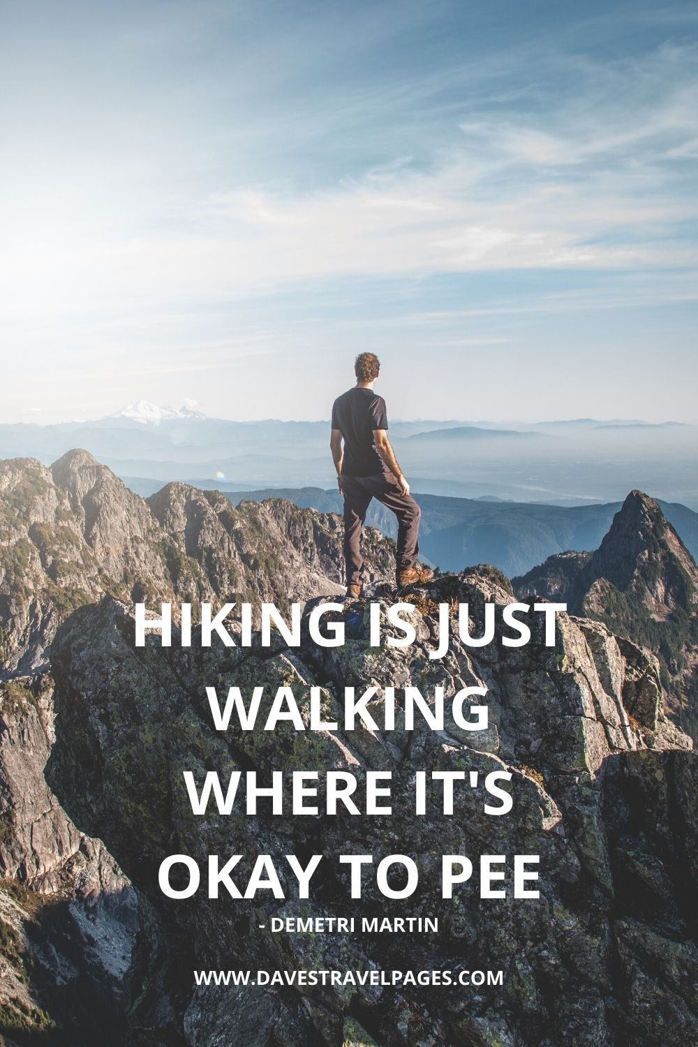 50 Trekking Quotes To Inspire You To Enjoy The Great Outdoors Hiking Quotes Funny Outdoor Adventure Quotes Hiking Quotes Adventure