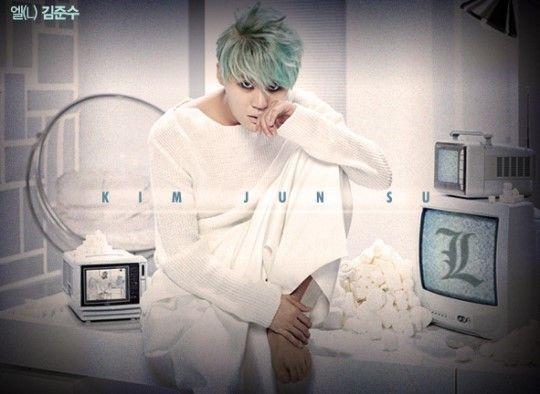 JYJ's Junsu Sings Musical 'Death Note' from 'The Game Begins' | Koogle TV
