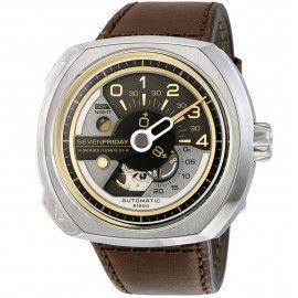 Professional Sevenfriday Industrial Revolution Automatic Men's Watch P2-2