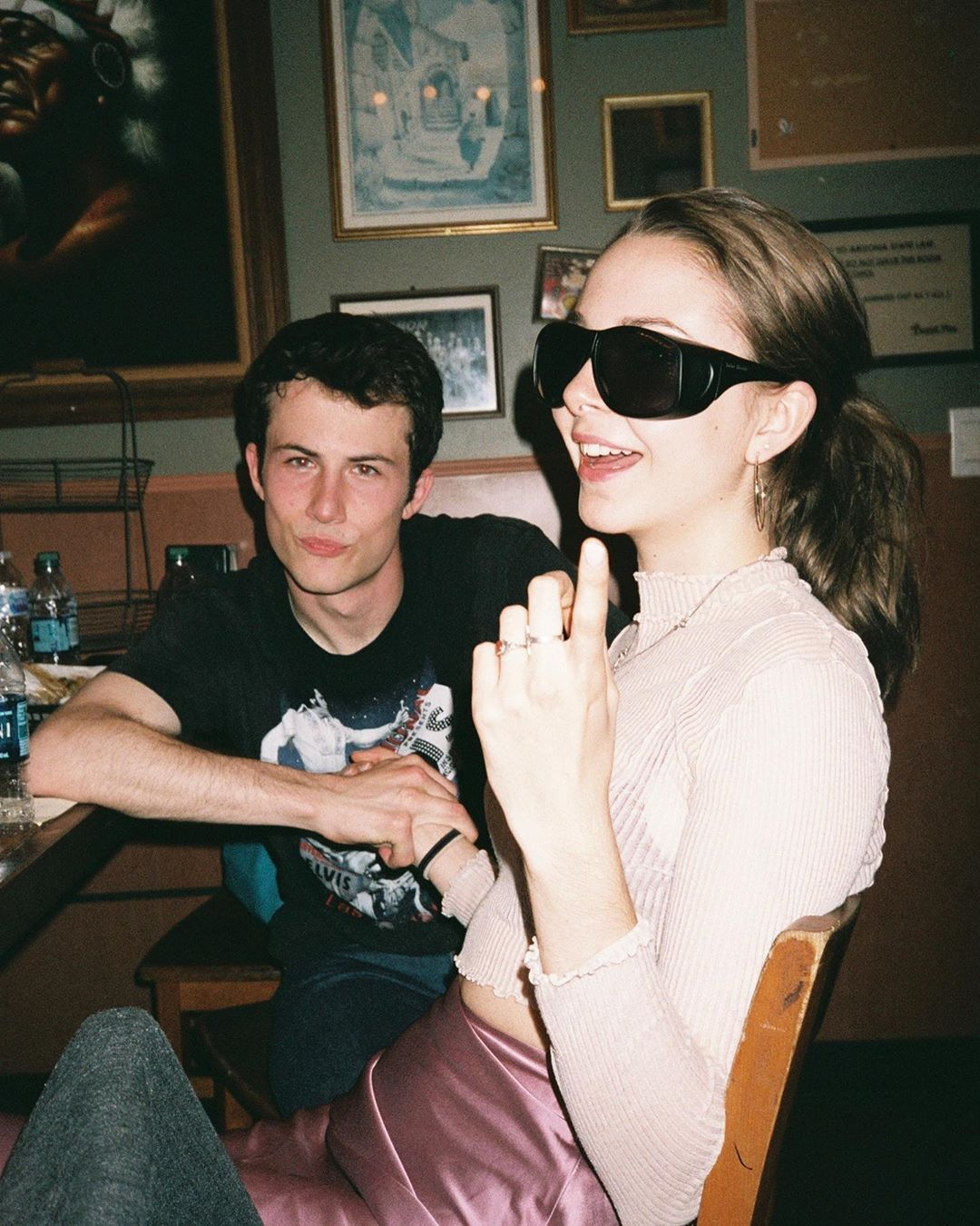 24 Pictures of Dylan Minnette and Lydia Night That Prove That Love Isn't Dead