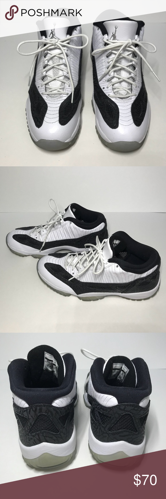 d0df60bf6ad9 Nike Air Jordan Retro Low 11 s Nike Air Jordan Retro Low 11 s. Sells on flight  club for  275. Size  Men s 9 Flaws  Normal slight wear on sole and midsole