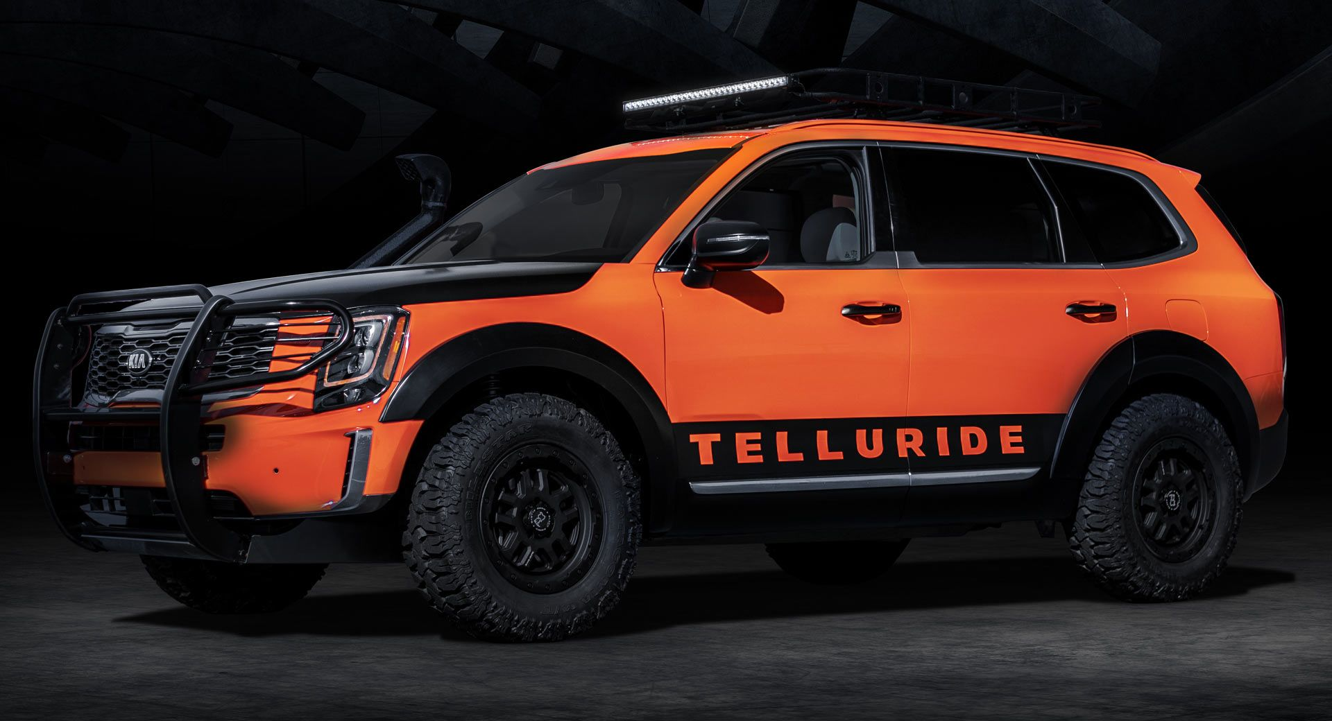 Kia Continues To Tease The 2020 Telluride With Four New