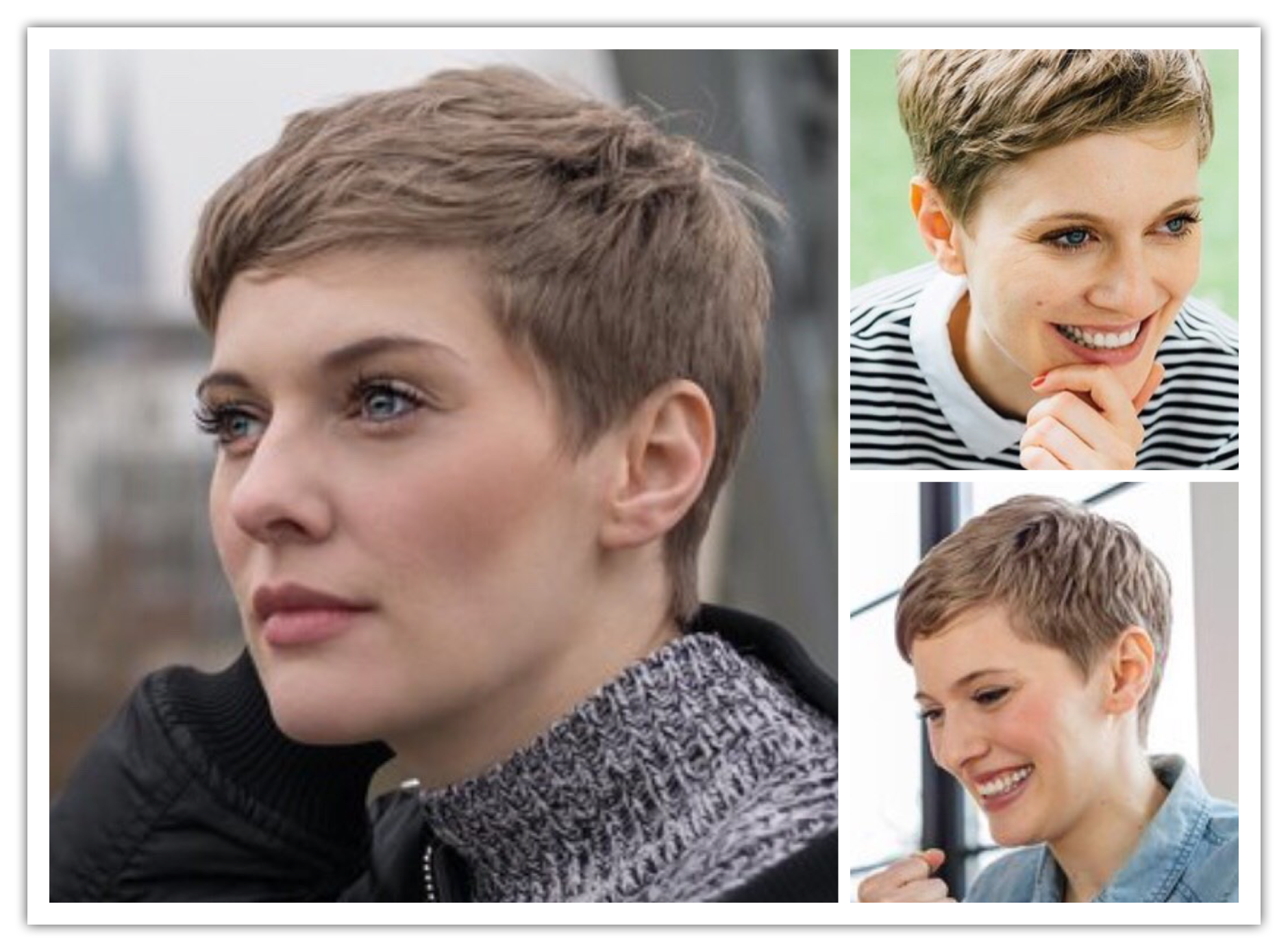 I think I m in love with this cut But this would be the grown out