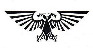 Imperial Aquila Warhammer Warhammer 40k Imperial Eagle
