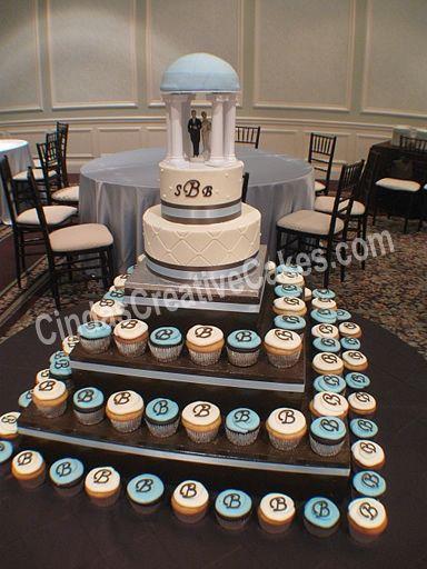 """Blue Heaven"" cake - @Brandon Griffin"