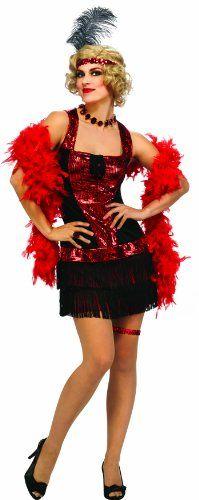 Rubie's Costume Deluxe Adult Speakeasy Flapper Costume, Black/Red, Small Rubie's Costume Co http://www.amazon.com/dp/B007IEH13A/ref=cm_sw_r_pi_dp_d1JXvb0RX998T