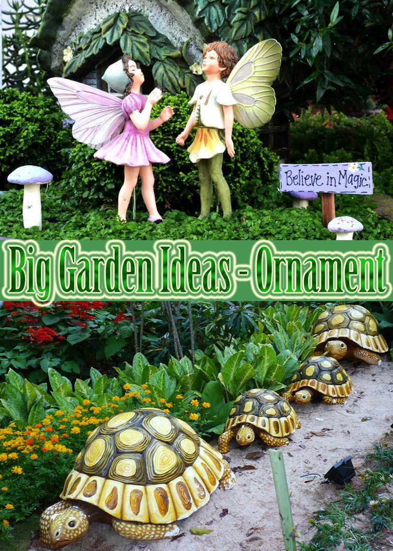 Big Garden Ideas - Ornament | Bird tables, Gardens and Garden ideas