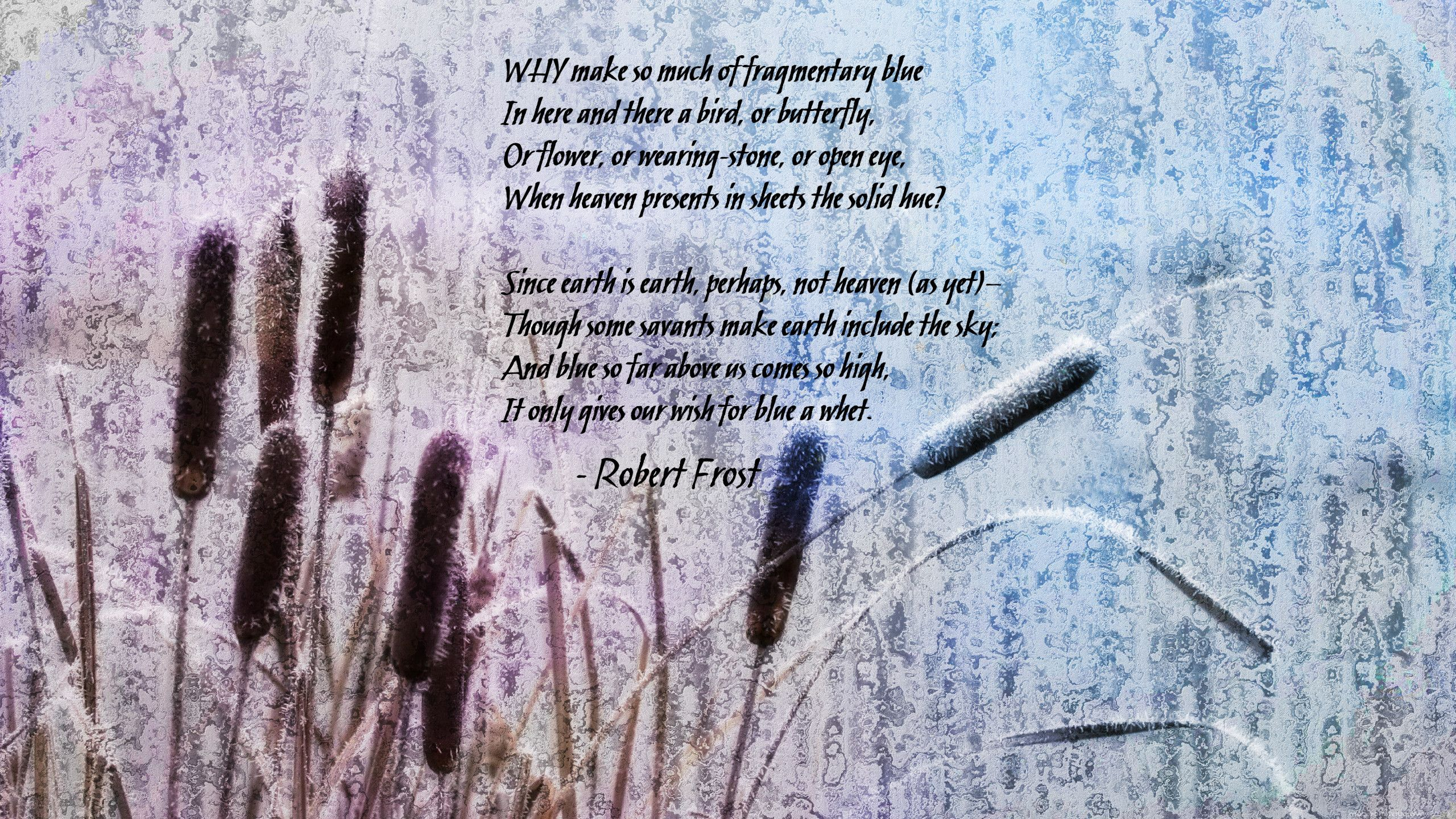 """essays on taking online classes """"Mending Wall"""" by Robert Frost"""