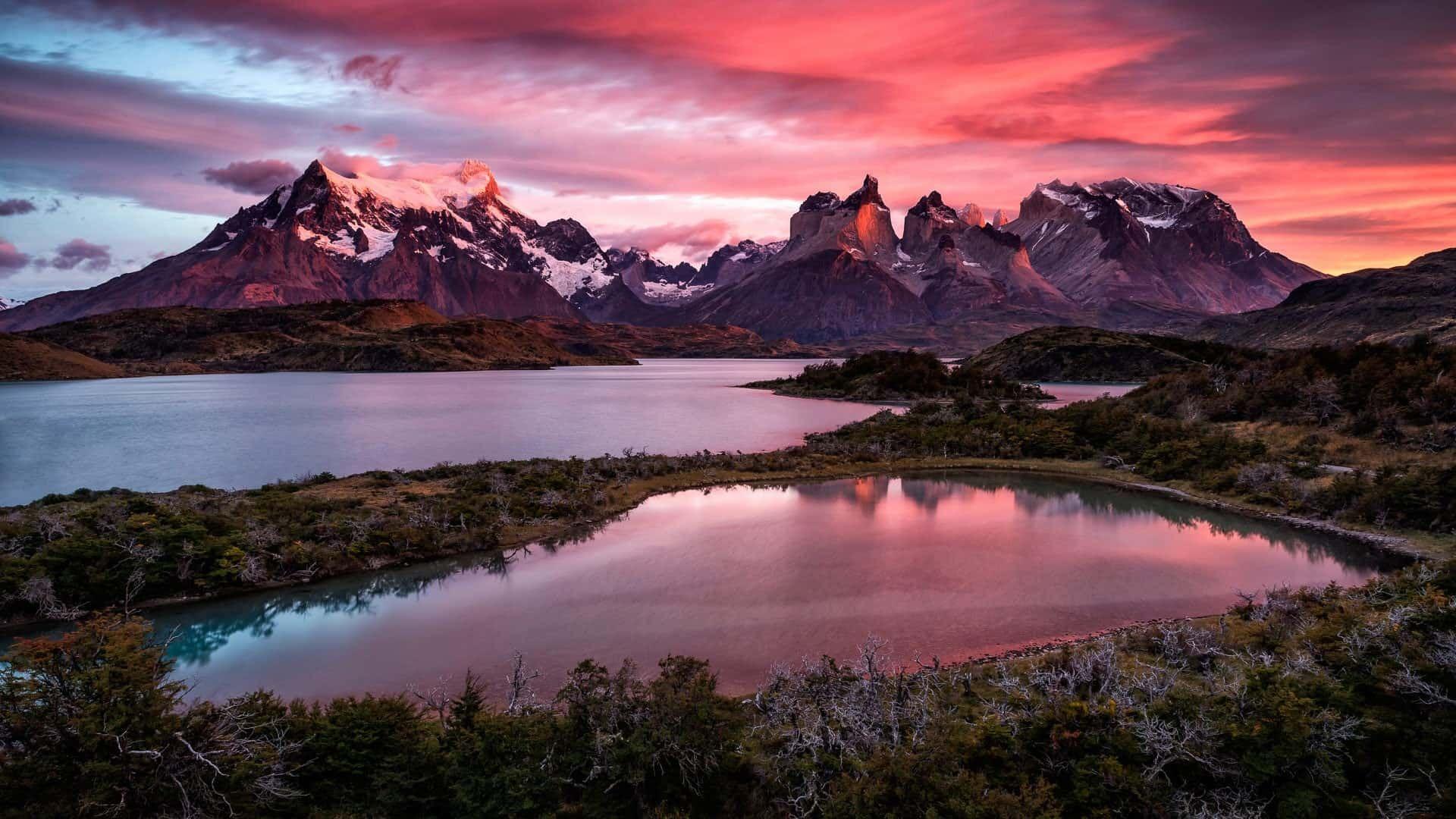 Torres Del Paine National Park Lock Screen Images Wallpaper Windows 10 Windows Wallpaper