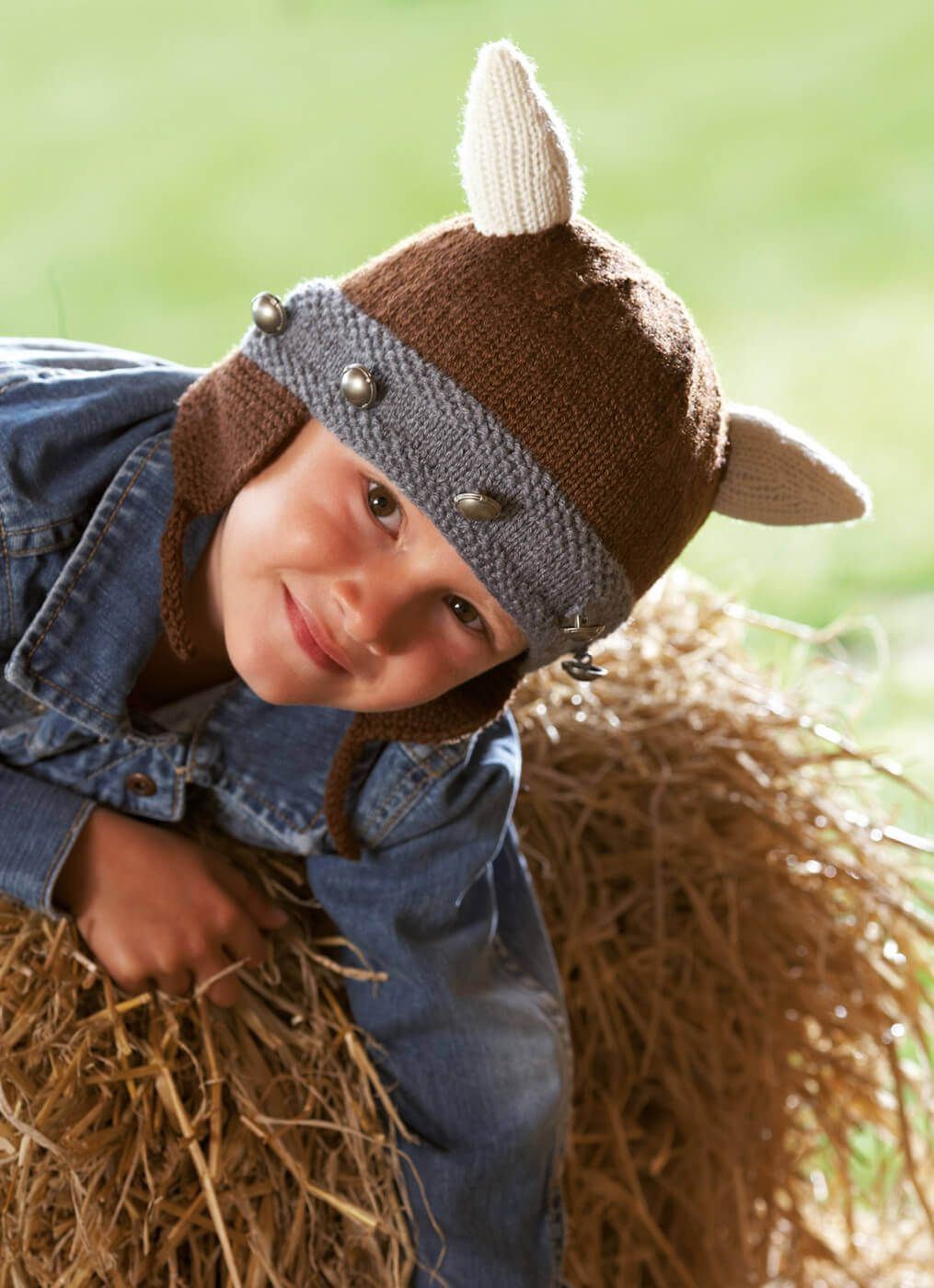 Wikinger Mütze Für Kinder Minion Mütze Pinterest Mütze