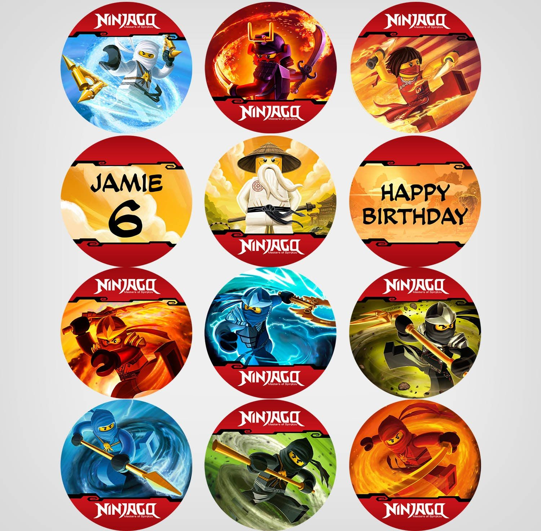 Lego Ninjago Birthday Party Google Search: Ninjago Font - Cerca Con Google