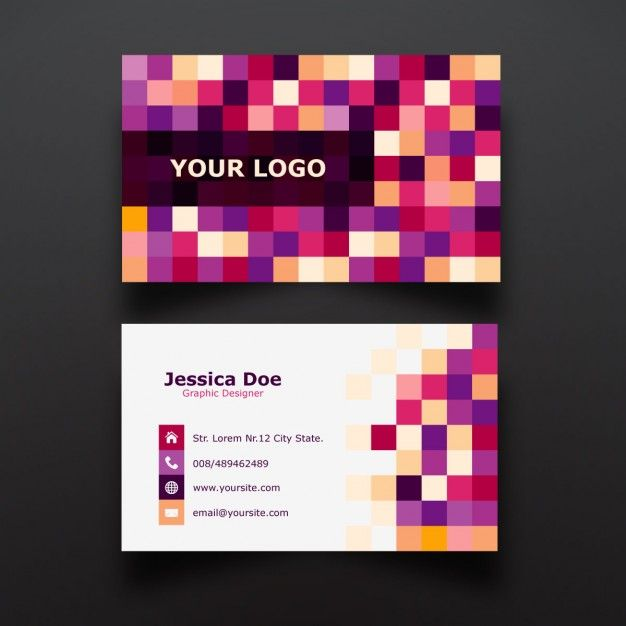 Free Business Card Template  Free Business Card Templates
