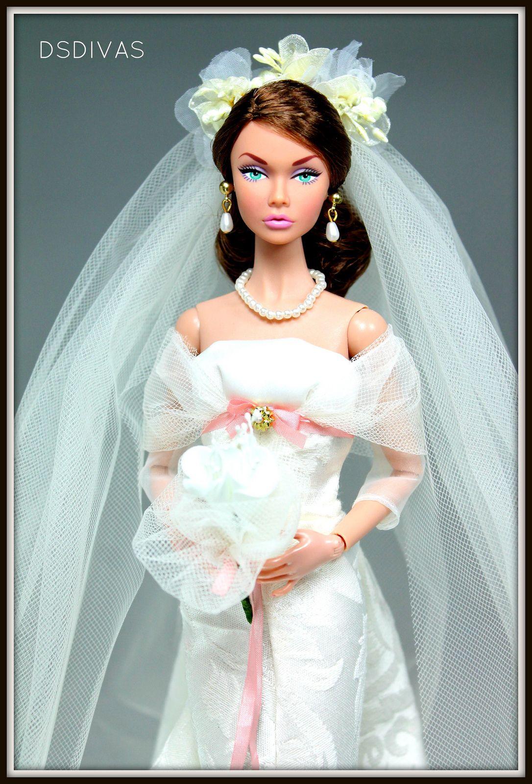 Wedding season POPPY PARKER | DsDivas | Flickr | barbie et poupées ...