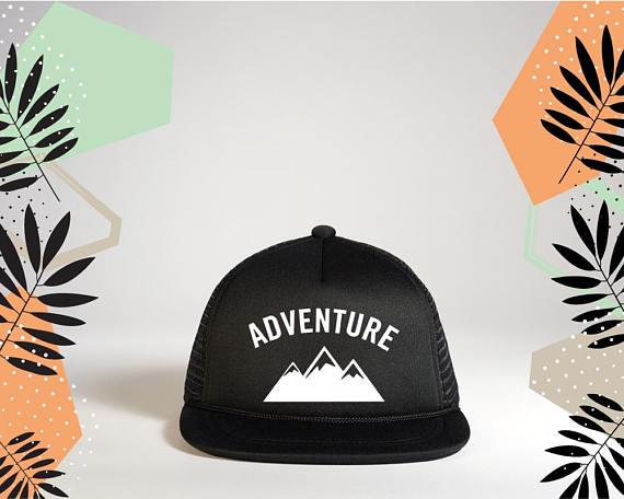 ADVENTURE Trucker Hats  76e08806a30