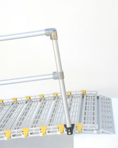 Best Removable Aluminum Ramp Handrails Are A Great Option For 640 x 480