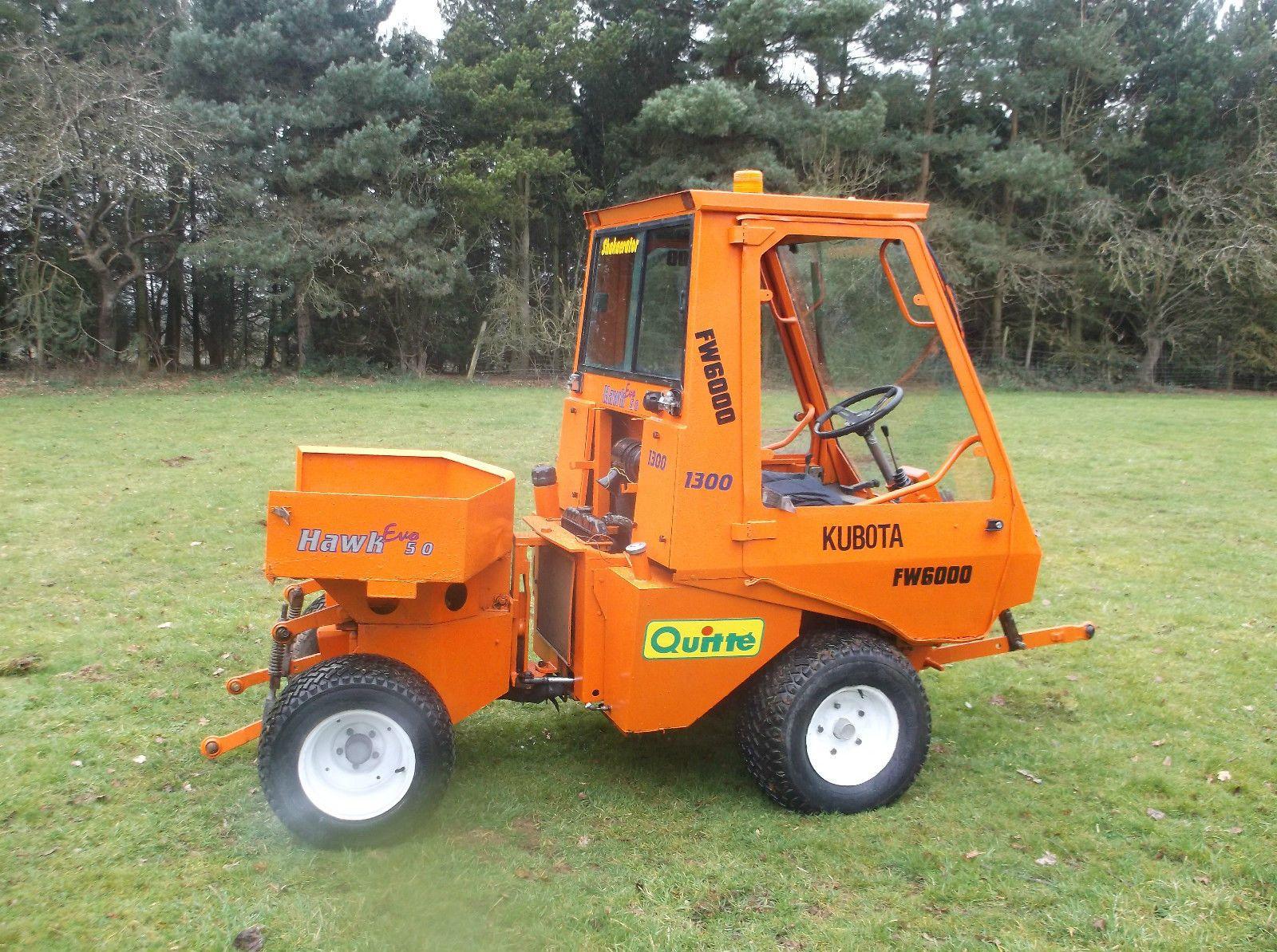 Kubota Mini Tractor Compact Like Quad Bike 4wd Diesel Motor