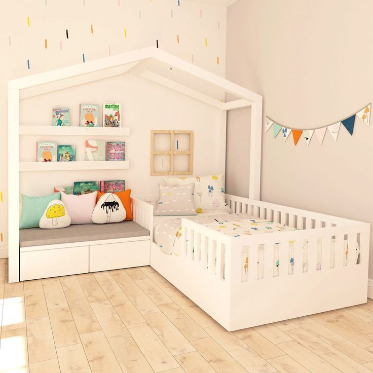 Extraordinary cute baby nursery decor