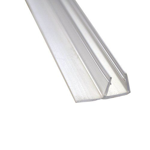 Shower Door u0026 Panel Flipper Seal 1800mm Straight Seal - //showerdoorspares  sc 1 st  Pinterest : door shower seal - pezcame.com