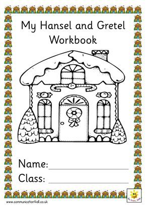 Hansel And Gretel Printable Worksheets