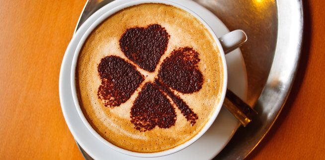 Lucky cofee