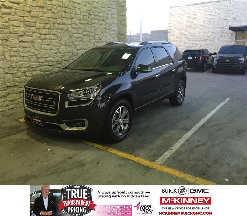 Congratulations Joe On Your Gmc Acadia From Austin Bell At