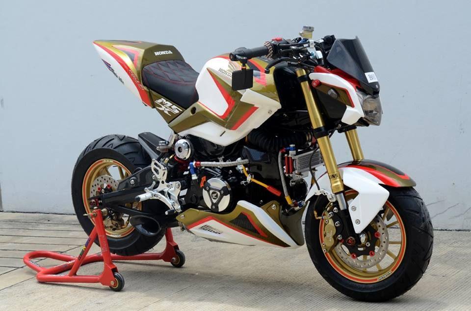 honda msx thailand   mocyc in the world   Pinterest   Honda and ...