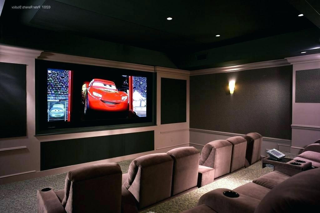 Small Home Theater Room Design Ideas Small Home Theater Room Ideas