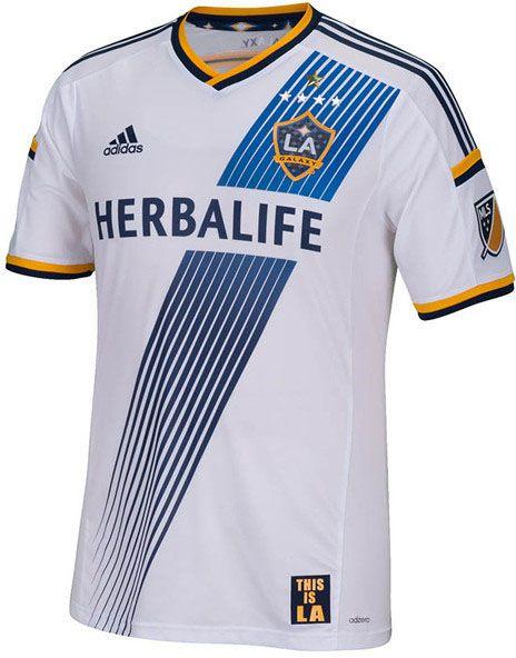 LA Galaxy 2015 Away Jersey Released - Footy Headlines  fb24151bf
