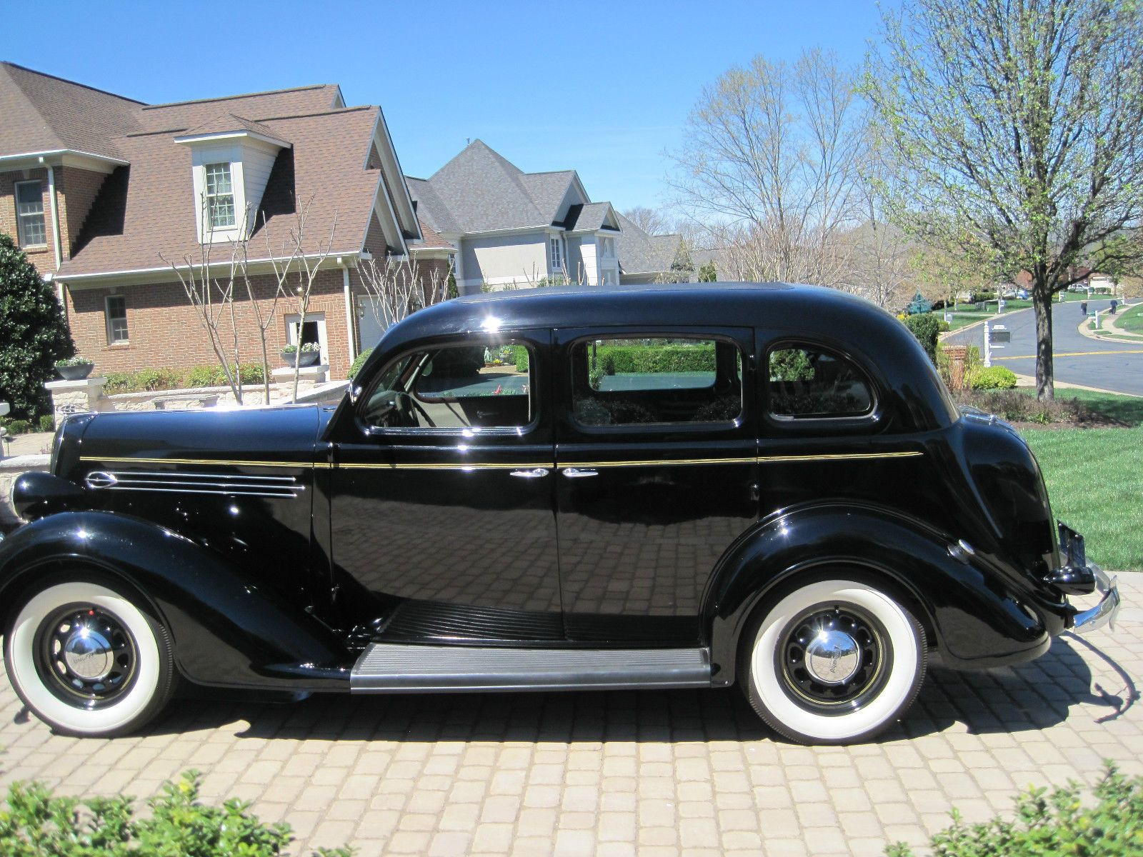 1936 plymouth p2 deluxe touring sedan classic plymouth for 1936 dodge 4 door sedan