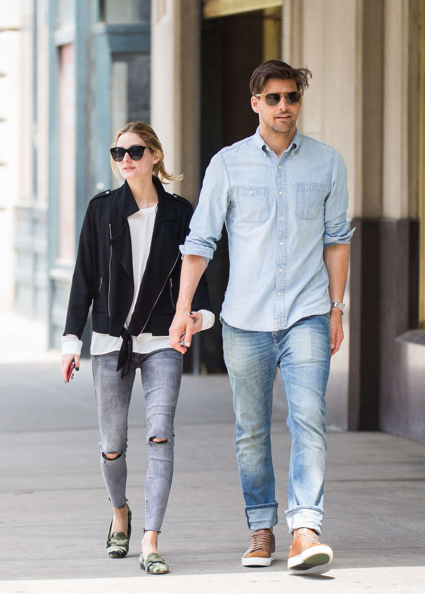 Olivia Palermo with her husband Johannes Huebl -09