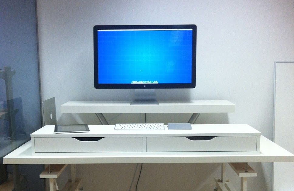 10 Ikea Standing Desk Hacks With Ergonomic Appeal The Best Standing Desks For 2020 Reviews By Wirecutter In 2020 Best Standing Desk Ikea Standing Desk Electric Desk