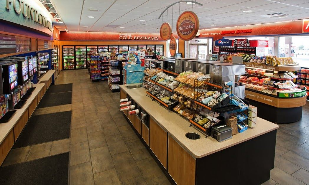 Krs Does C Store Design Differently Supermarket Design Store