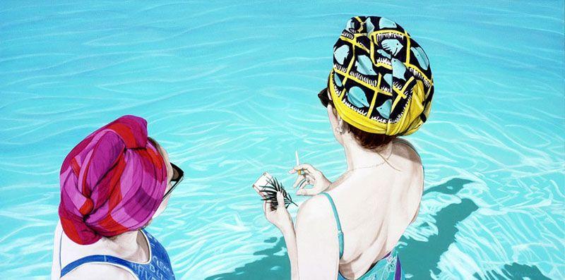 Whimsical World of Laura Bird: Artist Spotlight - Nina Nolte