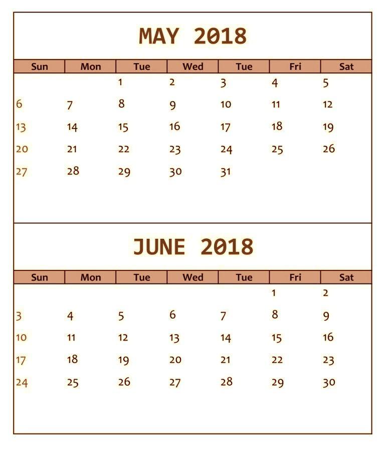 Pin by tujhe dekha on May and June 2018 Calendar Pinterest