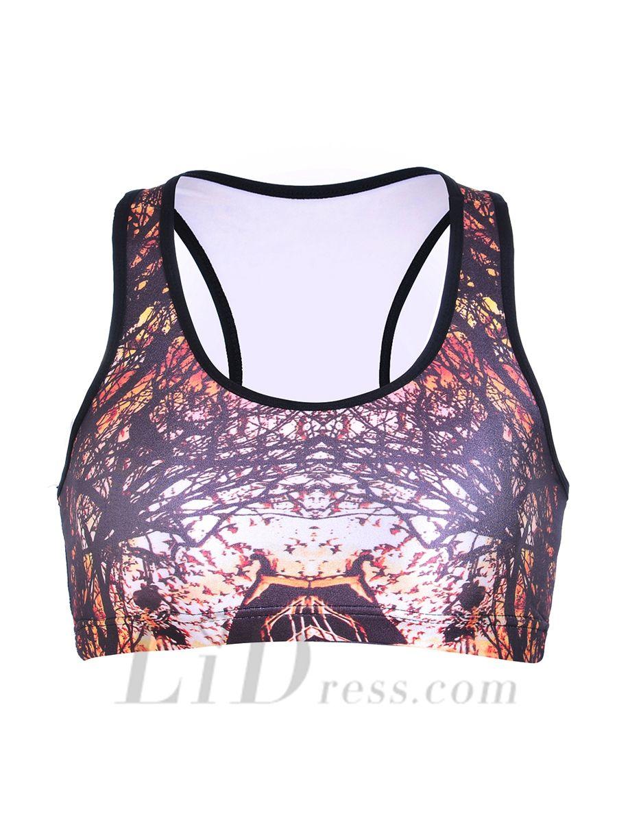 c83936dd04 Kuteng Crow - Digital Rims Sports Bra Small Vest Fashion Hot Kuteng Crow  Ssb-0032