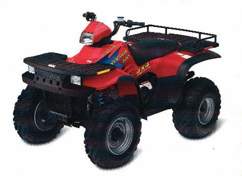 1996 Polaris Sportsman 500 | My Vehicles | Monster trucks, Vehicles