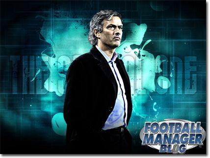 Jose Mourinho Real Madrid Tactics Fm