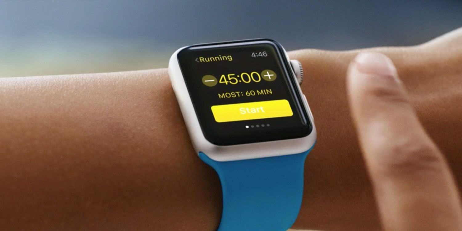 Hardlopen met de Apple Watch - Run Magazine