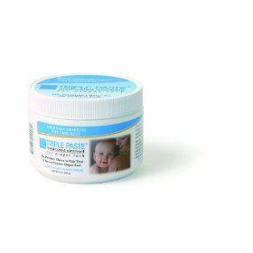 Triple Paste Medicated Ointment for Diaper Rash, 8-Ounce, (diaper rash, diaper creams, baby shower gift, child care, disney, skin care)