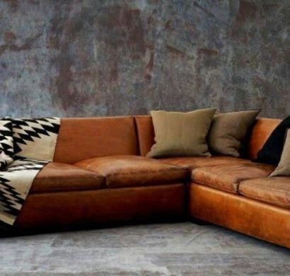 30 ideen f r eckcouch aus leder sofas mit und ohne schlaffunktion inbuilt seating. Black Bedroom Furniture Sets. Home Design Ideas