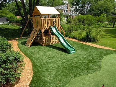Backyard Artificial Turf Is Great For Kids