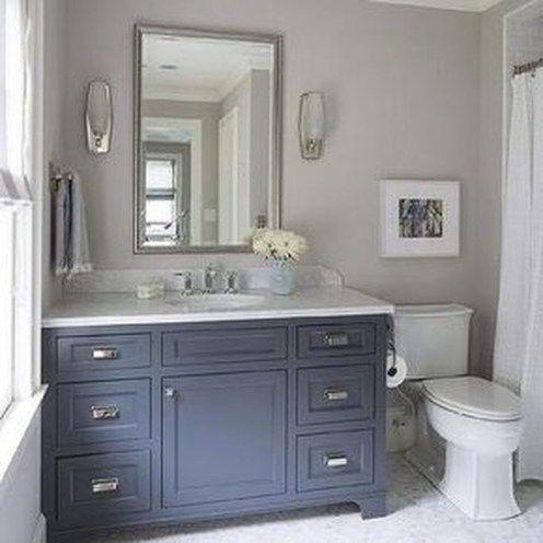 fabulous grey and blue bathroom design ideas 19 | amazing