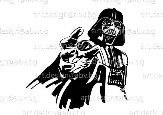 Vector Key Progress Ai Eps Pdf Svg Dxf Png Jpg Etsy Star Wars Darth Vader Vector Art Star Wars
